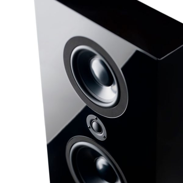 Lyngdorf FR1 Loudspeaker in Black Detail