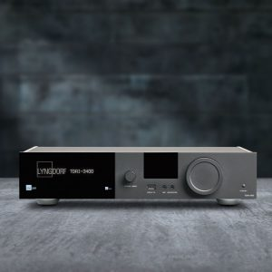 Lyngdorf Audio TDAI3400 Digital Amplifier