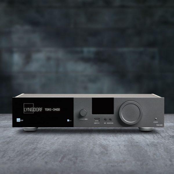 Lyngdorf Audio TDAI3400 Digital Amplifier