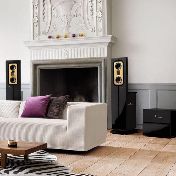 Steinway Lyngdorf Model C Loudspeakers