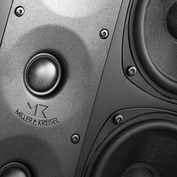 Miller & Kreisel MP150 On Wall Speaker
