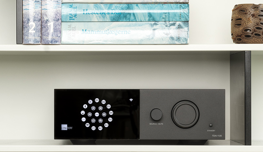 The New Lyngdorf TDAI-1120 Digital Amplifier/Streamer