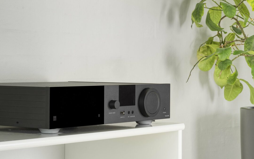 Lyngdorf updates TDAI-3400 with MQA Core Decoder.